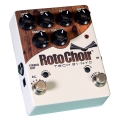 petali tech 21 modulation roto choir rotary speaker emulator pedal extra photo 1