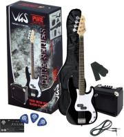 ilektriko mpaso gewapure vgs rcb 100 bass pack black enisxytis photo