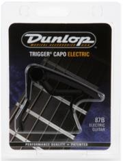 kapotasto dunlop trigger series aluminium black 87b ilektrikis kitharas photo