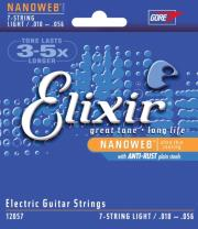 xordes ilektrikis kitharas elixir 12057 nanoweb 7 string light 010 056 photo