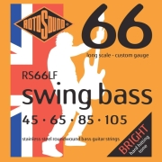 xordes ilektrikoy mpasoy rotosound rs66lf swing bass 4 string custom gauge 45 105 stainless steel photo