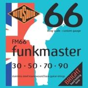 xordes ilektrikoy mpasoy rotosound fm66 funk master 4 string custom gauge 30 90 stainless steel photo
