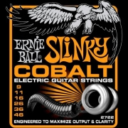 xordes ilektrikis kitharas ernie ball 2722 slinky cobalt photo