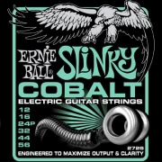xordes ilektrikis kitharas ernie ball 2726 slinky cobalt photo