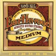 xordes akoystikis kitharas ernie ball 2002 earthwood 80 20 bronze medium photo