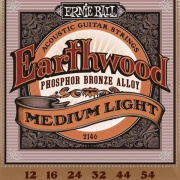 xordes akoystikis kitharas ernie ball 2146 earthwood phosphor m light photo