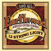 xordes akoystikis kitharas ernie ball 2010 earthwood 80 20 bronze12 xordi light photo
