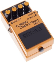 petali boss ds 2 turbo distortion photo