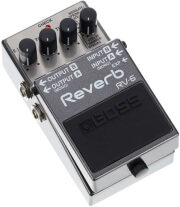 petali boss rv 6 digital reverb photo