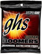 xordes ilektrikis kitharas ghs gbcl guitar boomers roundwound nickel plated steel custom light 9 46 photo