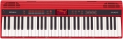 midi keyboard roland go keys go 61k photo