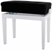 skampo pianoy gewa deluxe compartment white matt