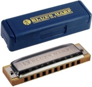 fysarmonika hohner blues harp a photo