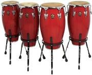 conga gewapure club salsa pro 11 red photo