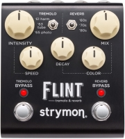 petali strymon flint tremolo and reverb photo