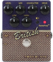 petali tech 21 overdrive character series british v2 photo