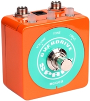 petali mooer overdrive spark overdrive pedal photo