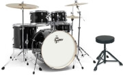 tympana gretsch energy set 2 black paiste 3 pcs set photo