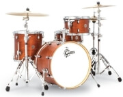 tympana gretsch set 2 kothroi tympanon catalina club satin walnut glaze photo
