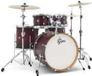 tympana gretsch set kothroi tympanon catalina maple satin deep cherry burst photo