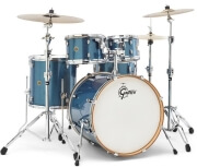 tympana gretsch set kothroi tympanon catalina maple aqua sparkle photo