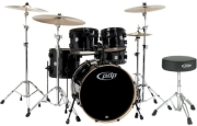 tympana pdp by dw set kothroi tympanon mainstage set 2 black metallic black hw photo