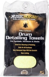 music nomad mn210 drum towels petsetes katharismoy 2 pack photo
