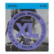 xordes ilektrikis kitharas d addario exl115 xl series blues jazz rock 11 49 nickel wound photo