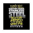xordes ilektrikis kitharas ernie ball 2246 regular slinky stainless steel photo