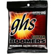 xordes ilektrikis kitharas ghs gbl guitar boomers roundwound nickel plated steel light 10 46 photo