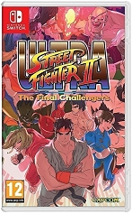 ultra street fighter ii the final challengers photo
