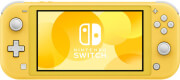 nintendo switch lite yellow photo