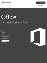microsoft office for mac home business 2016 english 1pk eurozone medialess photo