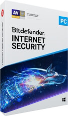 bitdefender internet security 3 pc 1 ms 1 year photo