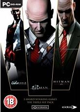 hitman triple pack photo