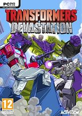 transformers devastation photo