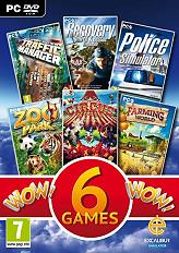 wow simulations collection 6 games