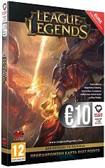 league of legends prepaid card 1580 rp eune photo
