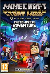 minecraft story mode the complete adventure photo