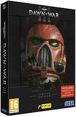 warhammer 40000 dawn of war iii limited edition photo