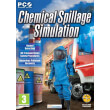 chemical spillage simulation photo