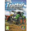tractor racing simulation photo
