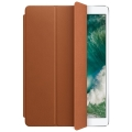 apple leather smart cover mpu92 for apple ipad pro 105 saddle brown extra photo 2