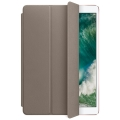 apple leather smart cover mpu82 for apple ipad pro 105 taupe extra photo 2