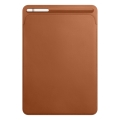 apple leather sleeve mpu12 for apple ipad pro 105 saddle brown extra photo 1