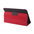 greengo universal case orbi for tablet 7 8 black red extra photo 3