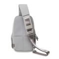 xiaomi mi city sling bag light grey extra photo 1
