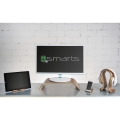 4smarts basic wood stand for monitors dark extra photo 2