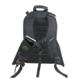 platinet pto156led led biker s laptop backpack 156 with led light extra photo 1