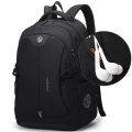aoking backpack sn67529 20 black extra photo 1